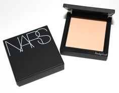 NARS All Day Powder Foundation...my new favorite!