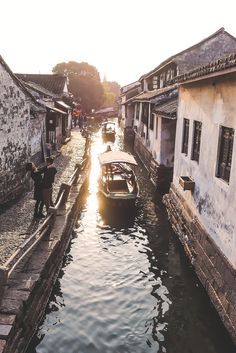 wnderlst:Suzhou, China Find your dream vacation Places Around The World, Oh The Places You'll Go, Places To Visit, Around The Worlds, Suzhou, Beautiful World, Beautiful Places, Amazing Places, Laos