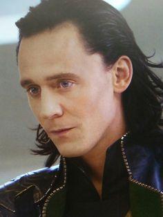 "Tom Hiddleston ""Loki"" The Avengers From http://tw.weibo.com/torilla/3992309043162845"