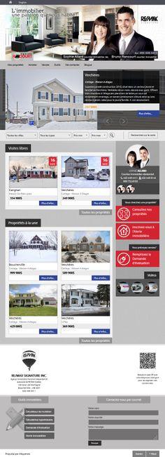 L'équipe Rancourt - courtier immobilier #REMAX #Aliquando #immobilier #vendre #acheter #maison #habitation - http://equiperancourt.com/