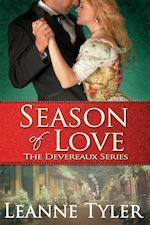 #AffairedeCoeur Sneak Peek Leanne Tyler's Season of Love:  The Devereaux Series