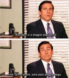 """He was a business guru. 