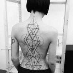 vert-de-gris:  Melissa's back healed.