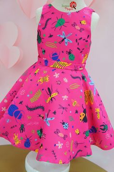 Baby African Clothes, African Dresses For Kids, Latest African Fashion Dresses, Kids Outfits Girls, Toddler Girl Outfits, Little Girl Dresses, Girls Dresses, Girls Frock Design, Baby Dress Design
