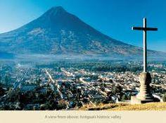 Cerro la Cruz- Antigua, Guatemala