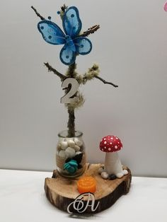 Vase, Home Decor, Haunted Forest, Elves, Faeries, Decoration Home, Room Decor, Vases, Home Interior Design