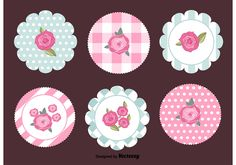 Shabby Chic Retro Tags Vector. Choose from thousands of free vectors, clip art designs, icons, and illustrations created by artists worldwide!