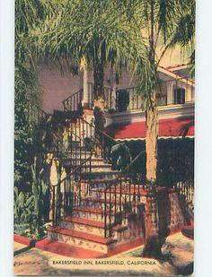 Central Valley California, Bakersfield California, California History, California California, Kern County, Commercial Design, Motel, Architecture Design, Potpourri