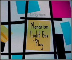 Mondrian For Kids And Baby Too