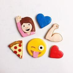 Emoji Cookies!