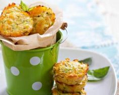 """guardians-of-the-food: """"Whole 30 Airfryer Breakfast Muffins Delicious breakfast muffins loaded with spare vegetables and perfect for a quick start to the day without having to reach for the high carb. Zucchini Muffins, Vegetable Muffins, Zucchini Tots, Savory Muffins, Mini Muffins, Breakfast Muffins, Breakfast Recipes, Recipe Zucchini, Healthy Zucchini"""