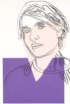 Andy Warhol | Self-Portrait 156A | 1978 | Hamilton-Selway