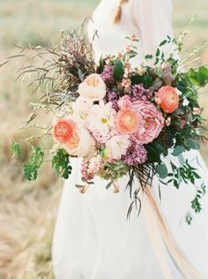Photography : Nicole Clarey Photography Read More on SMP: http://www.stylemepretty.com/california-weddings/orange-county/2015/06/09/romantic-bohemian-wedding-inspiration/