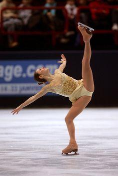 Sasha Cohen.