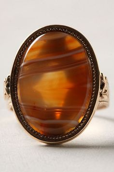#anthropologie.com        #ring                     #Agate #Oval #Ring        Agate Oval Ring                                     http://www.seapai.com/product.aspx?PID=1426242