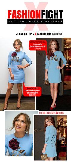 Fashion Fight: Jennifer Lopez x Marina Ruy Barbosa Dolce & Gabbana, Vestidos Dolce Gabbana, Jennifer Lopez, Modest Dresses, Pretty Dresses, Office Wear Corporate, Fashion Line, Button Dress, Fashion Sketches