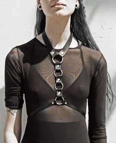 Wardance Harness by PAINAESTHETIC on Etsy