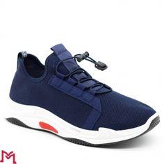 Pantofi Sport Barbati YD8201 Blue Se7en