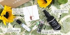 Product Review: Love Goodly Eco Luxury Anniversary Box