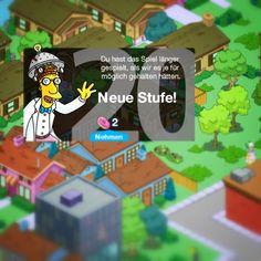 Motivation :) Die Simpsons Springfield iPad App