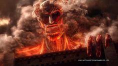 Segundo vídeo de demostración de Shingeki no Kyojin para PS3, PS4 y PS Vita.