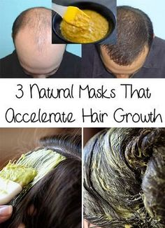 A long hair is desired by many women, but most of the time is hard to have stimulate hair growth. Find out 3 natural masks that accelerate hair growth.�