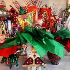 Holiday Themed Bouquets