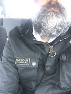 Barbour jacke manner