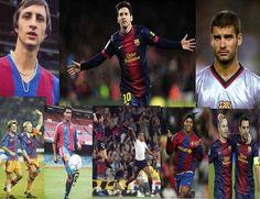 Los mejores jugadores en la historia del Futbol Club Barcelona - Terra Chile
