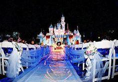 GET THE LOOK - Disney Themed Wedding