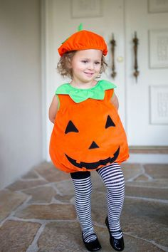 Halloween fun with Marks and Spencer! Toddler Pumpkin Costume, Pumpkin Halloween Costume, Toddler Halloween Costumes, Halloween Outfits, Baby Girl Halloween, Halloween Kids, Best Baby Costumes, Kiss Costume, Halloween Kleidung