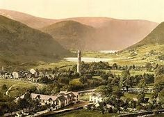 Image result for Lacken Village County Wicklow Ireland