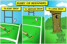 Source: Idees Vol Vrees Afrikaans Quotes, Sports Humor, Rugby, Haha, Funny Pictures, Funny Quotes, Language, Jokes, South Africa