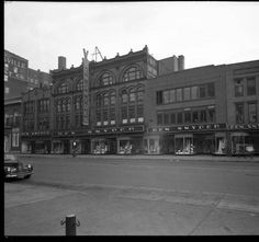Ben Snyder department store, Louisville, Kentucky. :: Royal Photo Company Collection