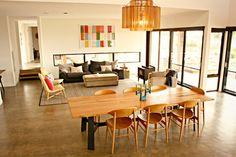 Batesford Homestead - contemporary - Living Room - Melbourne - Howden Homes