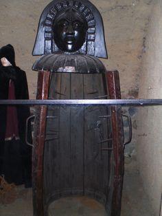 Folterkammer Burg Linz Linz am Rhein, Westerwald Torture chamber