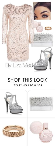 """New year"" by lizz-med ❤ liked on Polyvore featuring Yves Saint Laurent, Betsey Johnson, Vitaly and Boohoo"