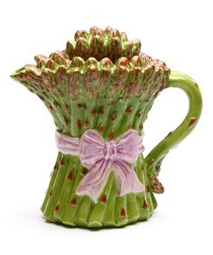 Look at this Asparagus Teapot on #zulily today!