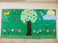 Primavera Material: paper, cartró, taps, càpsules Nespresso, colors, tisores, cola Nivell: Menjador Infantil 2013/14