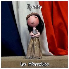 Eponine : Les Miserables the Musical FaBi DaBi Doll Eponine Les Miserables, Fundraising, Musicals, Disney Characters, Fictional Characters, Aurora Sleeping Beauty, Dolls, Disney Princess, Ebay