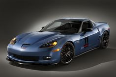 2011 Corvette Z06 Carbon Edition