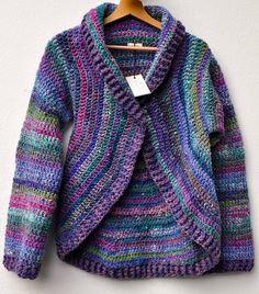 Noro Jacket by sophieCRO