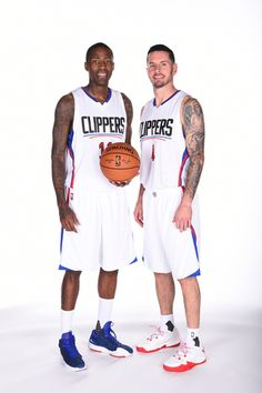 2016-2017 Los Angeles Clippers Media Day Pro Basketball fedb7d58e