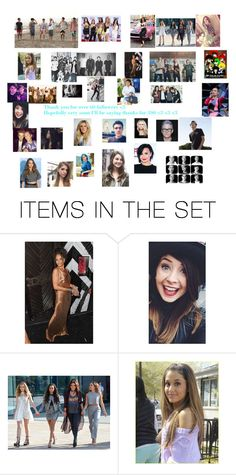 """""""Thank you!"""" by xthatfangirlx ❤ liked on Polyvore featuring art"""
