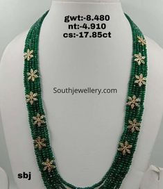 Light Weight Beads Necklace Collection photo