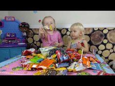 Вкусняшки с хэллоуина / Halloween treats - YouTube