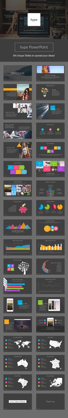 Design a visually stunning PowerPoint template to WOW our audience