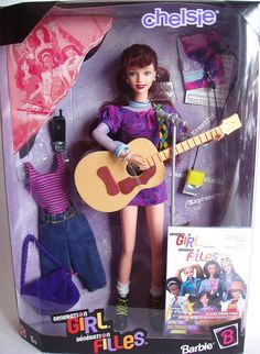 Generation Girl Chelsie, 1998 by fashiondollcollector, via Flickr
