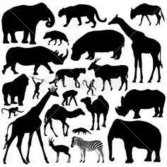 stock-illustration-7114418-african-animals.jpg (380×380)