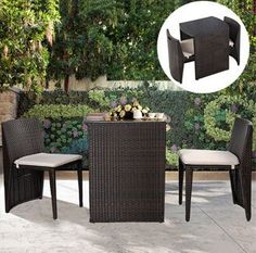Small garden table small garden table and chairs small outdoor patio table set and 2 side . Small Garden Table, Garden Table And Chairs, Patio Table, Patio Chairs, Outdoor Chairs, Small Patio Furniture, Garden Furniture Sets, Patio Furniture Sets, Sofa Furniture